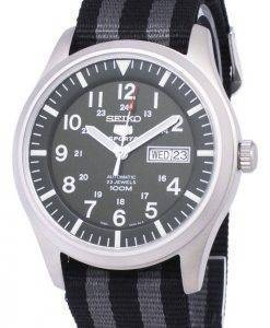 Seiko 5 Sports Automatic Nato Strap SNZG09K1-NATO1 Men's Watch