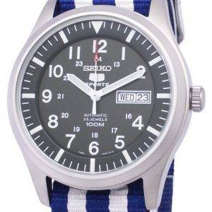 Seiko 5 Sports Automatic Nato Strap SNZG09K1-NATO2 Men's Watch