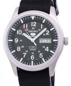 Seiko 5 Sports Automatic Nato Strap SNZG09K1-NATO4 Men's Watch