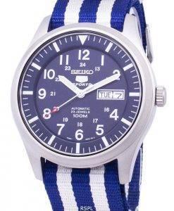 Seiko 5 Sports Automatic Nato Strap SNZG11K1-NATO2 Men's Watch