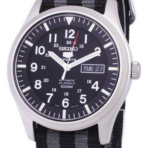 Seiko 5 Sports Automatic Nato Strap SNZG15K1-NATO1 Men's Watch