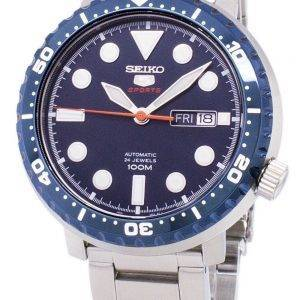 Seiko 5 Sports Bottle Cap Automatic SRPC63 SRPC63K1 SRPC63K Men's Watch