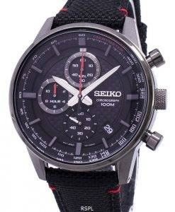 Seiko Sports Chronograph Tachymeter Quartz SSB315 SSB315P1 SSB315P Men's Watch