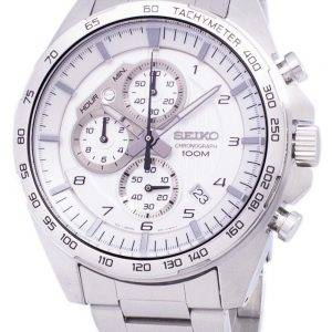 Seiko Chronograph Tachymeter Quartz SSB317 SSB317P1 SSB317P Men's Watch