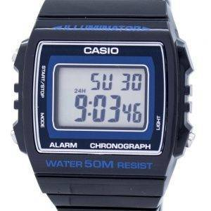 Casio Illuminator Chronograph Alarm Digital W-215H-8AVDF W215H-8AVDF Unisex Watch