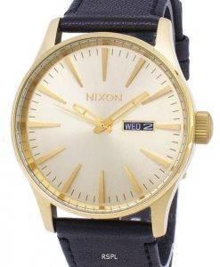 Nixon Sentry Quartz A105-510-00 Men's Watch