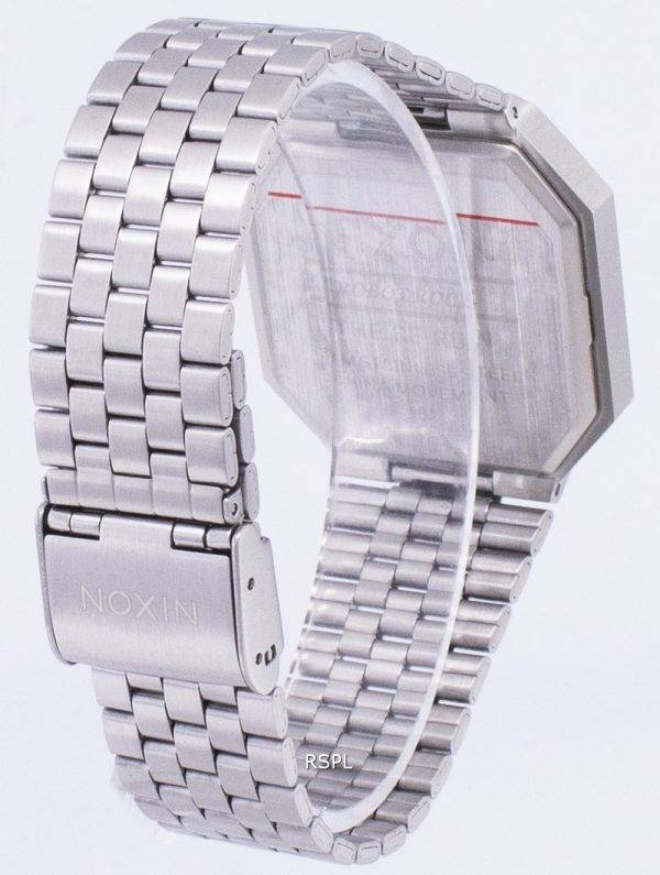 Nixon Re-Run Dual Time Alarm Digital A158-000-00 Men's Watch