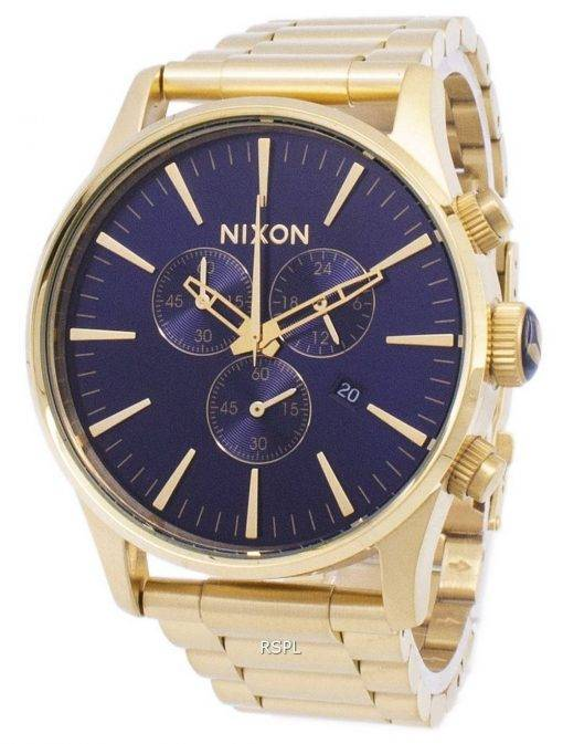 Nixon Sentry Chrono Quartz A386-1922-00 Men's Watch