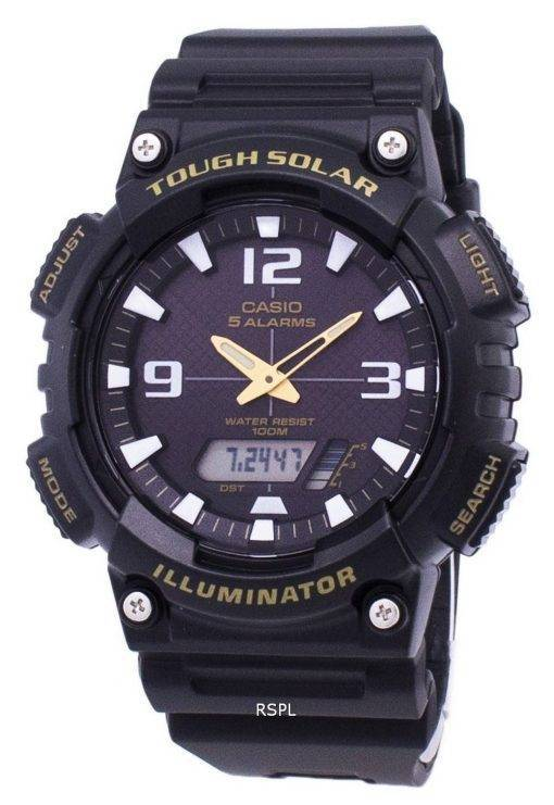 Casio Analog Digital Tough Solar AQ-S810W-1BVDF AQ-S810W-1BV Mens Watch