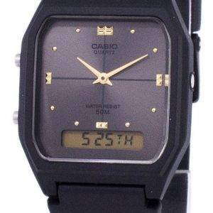 Casio Analog Digital Quartz Dual Time AW-48HE-8AVDF AW-48HE-8AV Mens Watch
