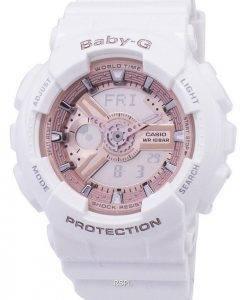 Casio Baby-G World Time Analog-Digital BA-110-7A1 Womens Watch