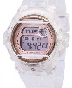 Casio Baby-G Shock Resistant Alarm Digital 200M BG-169G-7B BG169G-7B Women's Watch