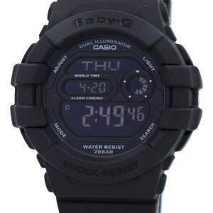 Casio Baby-G Dual Illuminator World Time Digital BGD-140-1A Womens Watch
