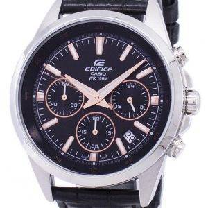 Casio Edifice Chronograph EFR-527L-1AV EFR-527L-1A Mens Watch