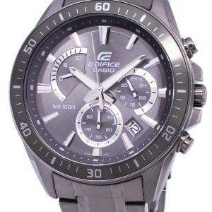 Casio Edifice Chronograph Quartz EFR-552GY-8AV EFR552GY-8AV Men's Watch