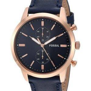 Fossil Townsman Chronograph Quartz FS5436 Men's Watch