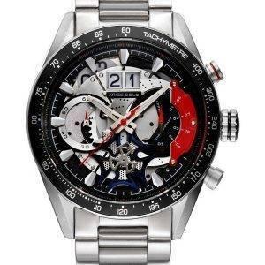 Aries Gold Inspire Jolter Quartz G 7008 S-BK Men's Watch