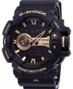 Casio G-Shock Analog Digital World Time GA-400GB-1A9 Mens Watch