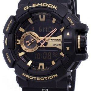 e96821614db Casio G-Shock Analog Digital World Time GA-400GB-1A9 Mens Watch