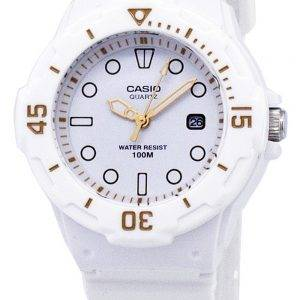 Casio Enticer Classic Analog White Dial LRW-200H-7E2VDF LRW-200H-7E2V Womens Watch