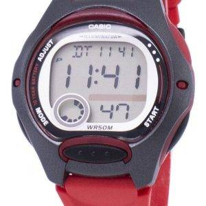 Casio Digital Sports Illuminator LW-200-4AVDF Womens Watch
