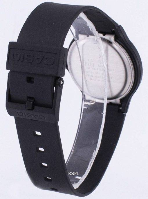 Casio Classic Analog Quartz White Dial MQ-24-7BLDF MQ-24-7BL Mens Watch