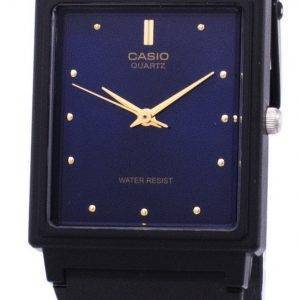 Casio Classic Quartz Analog Blue Dial Rectangular MQ-38-2ADF MQ-38-2A Mens Watch
