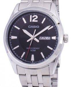 Casio Classic Analog MTP-1335D-1AVDF MTP-1335D-1AV Mens Watch