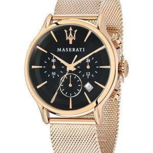 Maserati Epoca Chronograph Quartz R8873618005 Men's Watch
