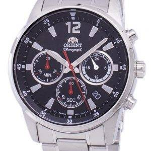 Orient Sports Chronograph Quartz RA-KV0001B10B Men's Watch