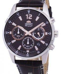 Orient Chronograph Quartz RA-KV0006Y10B Men's Watch