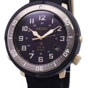 Seiko Prospex Fieldmaster Solar SBDJ028 SBDJ028J1 SBDJ028J Men's Watch