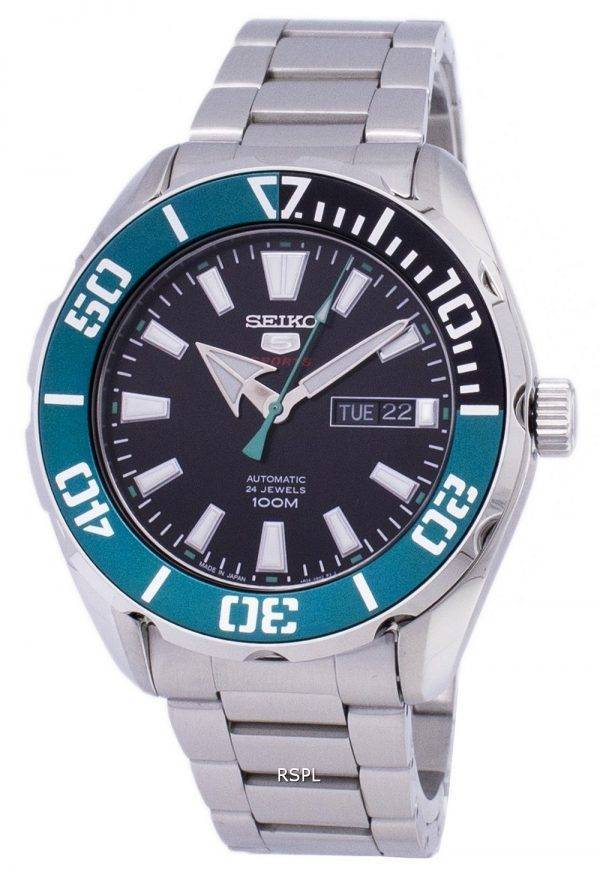 Seiko 5 Sports Automatic Japan Made SRPC53 SRPC53J1 SRPC53J Men's Watch