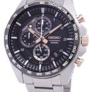 Seiko Motorsport Chronograph Quartz SSB323 SSB323P1 SSB323P Men's Watch