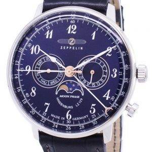 Zeppelin Series LZ 129 Hindenburg Germany Made 7036-3 70363 Men's Watch