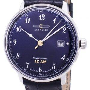 Zeppelin Series LZ 129 Hindenburg Germany Made 7046-3 70463 Men's Watch