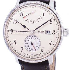 Zeppelin Series LZ 129 Hindenburg ED.1 Germany Made 7060-4 70604 Men's Watch