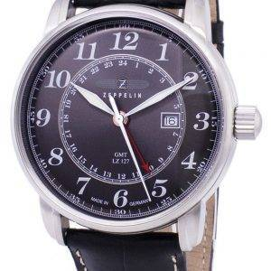 Zeppelin Series LZ127 Graf Germany Made 7642-2 76422 Men's Watch
