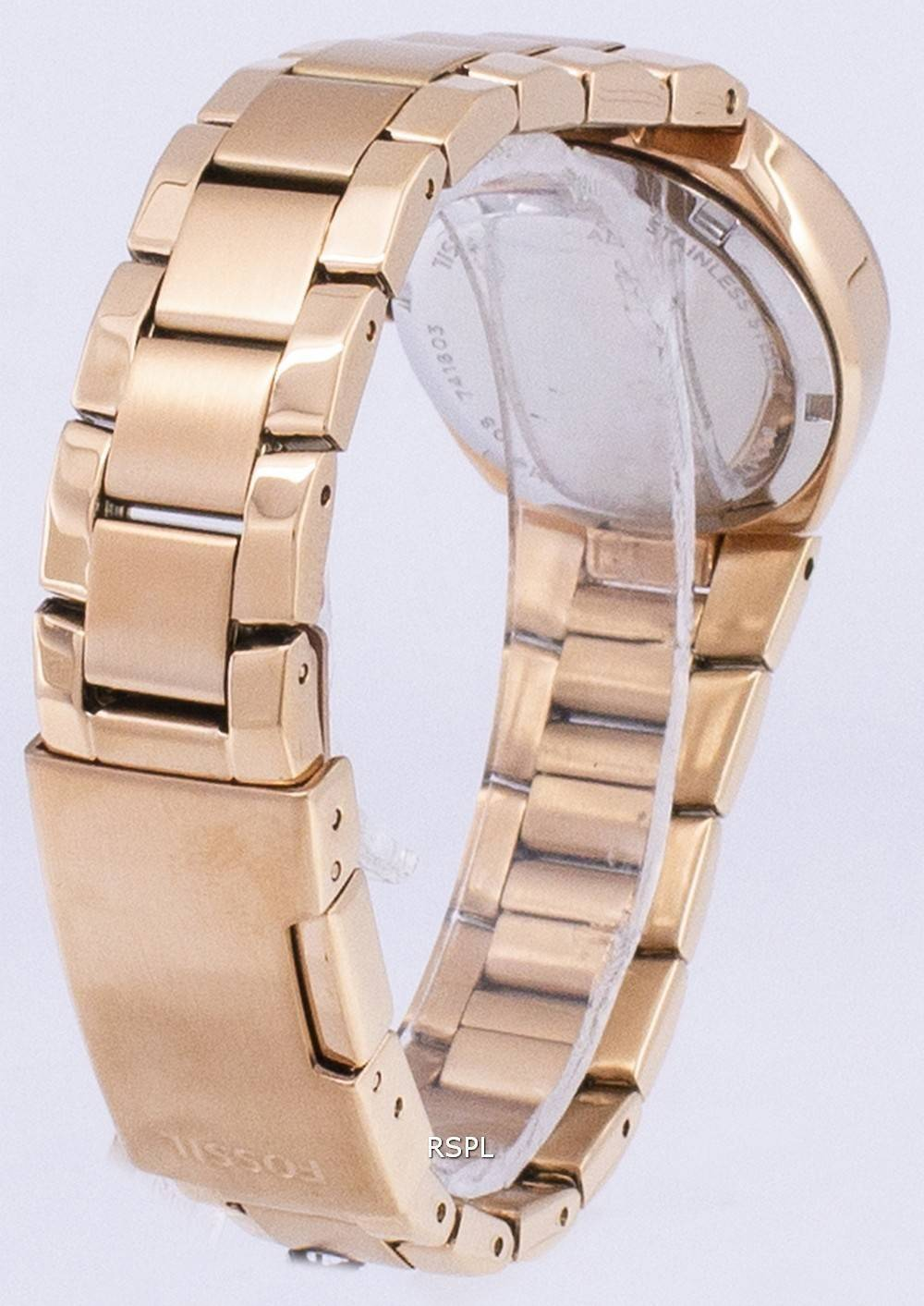 Fossil Cecile Multifunction Stainless Steel Watch Am 4509 Harga Fashion Am4559 Jam Tangan Wanita Gold Serena