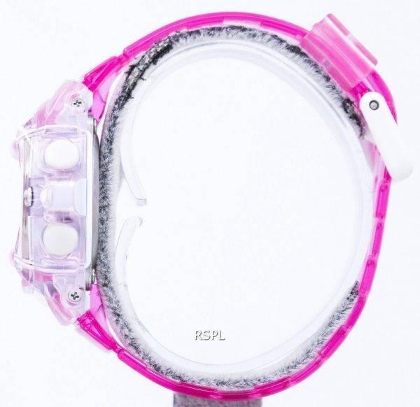 Casio Baby-G Alarm World Time BG-169R-4D BG169R Ladies Watch