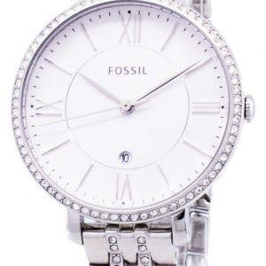 Fossil Jacqueline Quartz Crystals Accents ES3545 Womens Watch