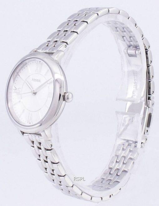 Fossil Jacqueline Mini Quartz Stainless Steel ES3797 Women's Watch