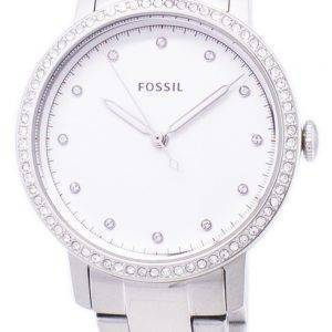 Fossil Neely Quartz Diamond Accent ES4287 Women's Watch