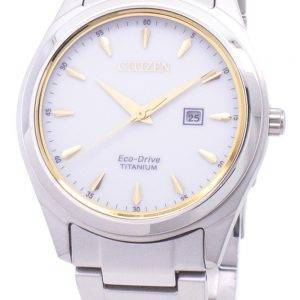 Citizen Eco-Drive Super Titanium EW2470-87B Women's Watch