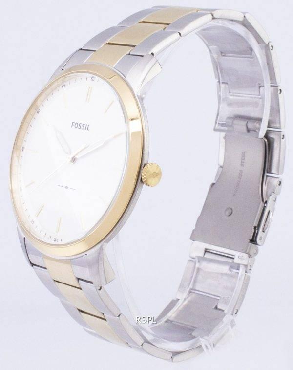 Fossil The Minimalist 3H Quartz FS5441 Men's Watch