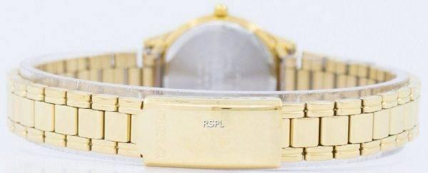 Casio Analog Quartz Gold Tone Dial LTP-1275G-9ADF LTP-1275G-9A Womens Watch