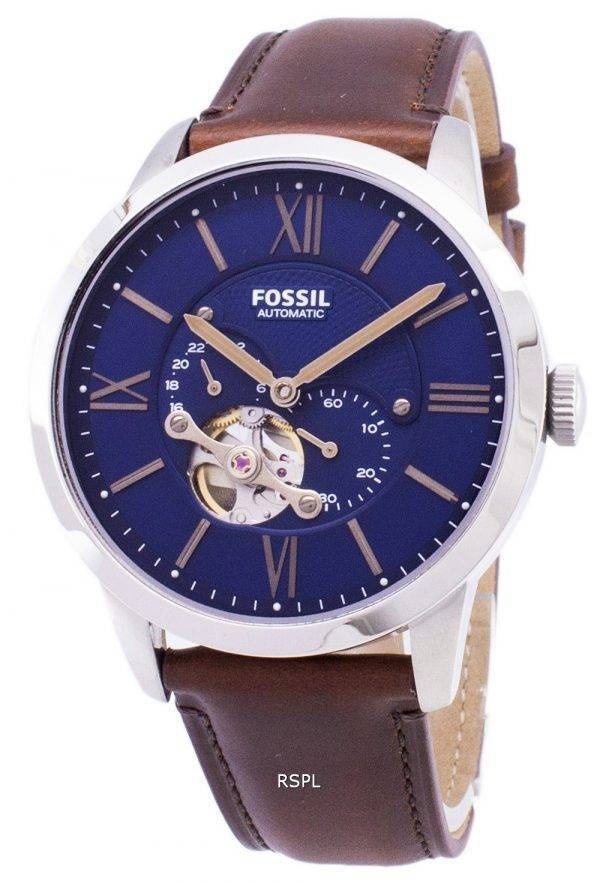 Fossil Townsman Automatic Skeleton ME3110 Men's Watch