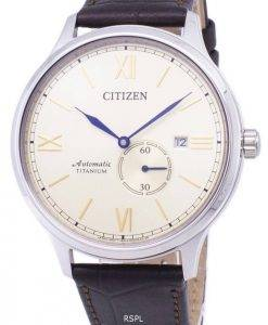 Citizen Super Titanium Automatic NJ0090-13P Men's Watch