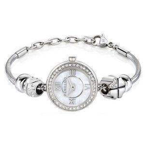 Morellato Drops Quartz Diamond Accents R0153122589 Women's Watch