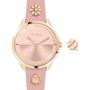 Furla Pin Quartz R4251112509 Women's Watch